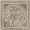 Вставка Marble Tozz.Medusa Grigio 11.5x11.5