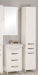 Мебель для ванной Акватон Ария 50 Н белый