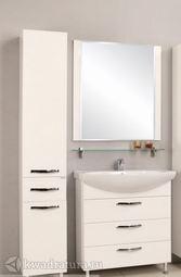 Мебель для ванной Акватон Ария 80 Н белый