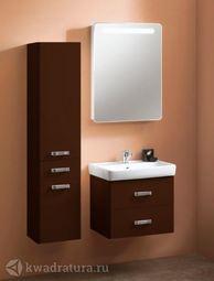 Мебель для ванной Акватон Америна 60 Темно-коричневый