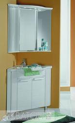 Мебель для ванной Акватон Альтаир 62 белая