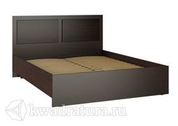 Кровать Александрия-К  венге/орех