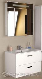 Набор мебели для ванной Roca Victoria Nord 80