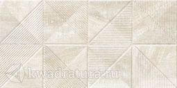 Декор 1 Березкерамика Астерия светло-коричневая 30х60 см