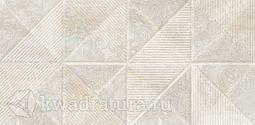 Декор 2  Березкерамика Астерия светло-коричневая 30х60 см