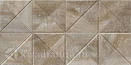 Декор 1 Березкерамика Астерия коричневая 30х60 см
