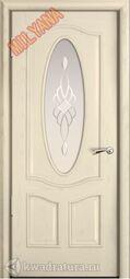 Межкомнатная дверь Мильяна Барселона СТ Гранд капучино