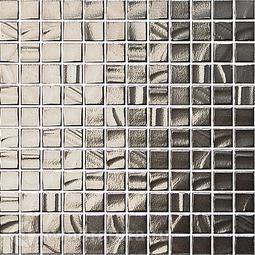 Керамическая мозаика Темари металл 29.8x29.8