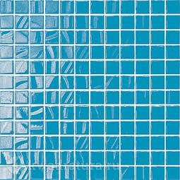 Керамическая мозаика Темари тёмно-голубой 29.8x29.8