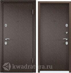 Дверь входная стальная Торэкс Спектра медь/медь
