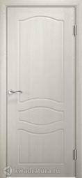 Межкомнатная дверь Двери и К 64 Прованс ДГ дуб молочный
