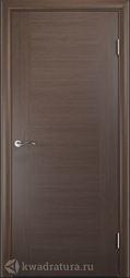 Межкомнатная дверь Двери и К 11 Рондо ДГ венге
