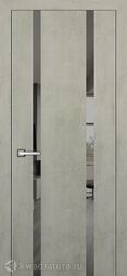 Межкомнатная дверь Geona Lavia 2 серый камень