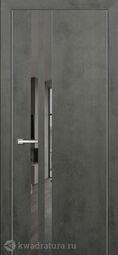 Межкомнатная дверь Geona Lavia 1 серый камень