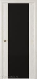 Межкомнатная дверь Океан Шторм 3 СТ Тон ясень белоснежный