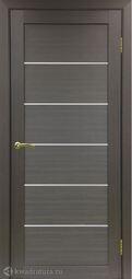 Межкомнатная дверь OPorte Турин 506 Венге