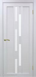 Межкомнатная дверь OPorte Турин 551 белый лед