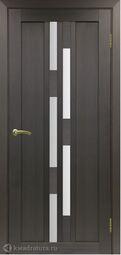 Межкомнатная дверь OPorte Турин 551 Венге