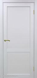 Межкомнатная дверь OPorte Турин 502.11 белый лед