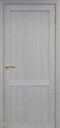 Межкомнатная дверь OPorte Турин 502.11 Дуб серый