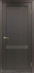 Межкомнатная дверь OPorte Турин 502.11 Венге