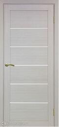 Межкомнатная дверь OPorte Турин 506 Дуб беленый