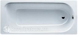 Ванна стальная Kaldewei Eurowa 160х70см