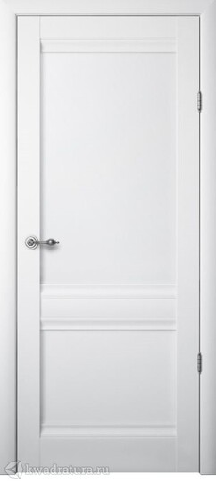 Межкомнатная дверь Albero Рим ДГ белая