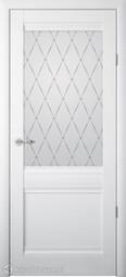 Межкомнатная дверь Albero Рим ДО белая
