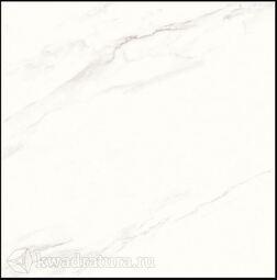 Керамогранит Laparet Calacatta Superb белый 60x60 полированный