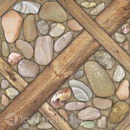Керамогранит Березакерамика Аризона коричневый 41.8х41.8 см 1 уп- 1,4 м2