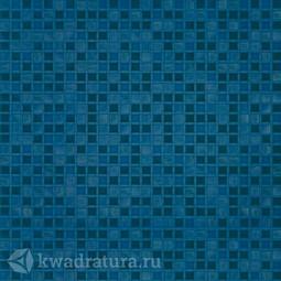 Напольная плитка Березакерамика Квадро синий 42х42 см
