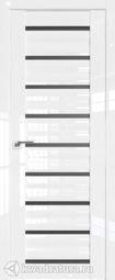 Межкомнатная дверь Профильдорс 76L Белый люкс графит