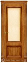 Межкомнатная дверь Магнолия 2 СТ Дуб Антико