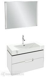 Мебель для ванной Jacob Delafon Reve 80 белая