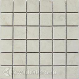 Мозаика керамогранитная Bonaparte Perf ivory 30х30