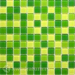 Мозаика стеклянная Bonaparte Apple mix 30х30