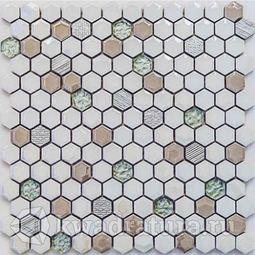 Мозаика керамическая Bonaparte Deluxe 30,5х30,2