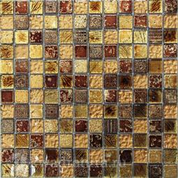 Мозаика стеклянная c камнем Bonaparte Antik-2 30х30