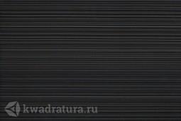 Настенная плитка Муза Керамика черный 30x20