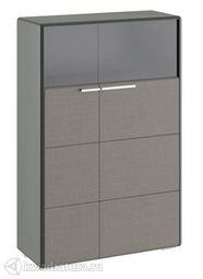 Шкаф Наоми  комбинированный с 2 дверями