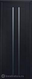 Межкомнатная дверь Профильдорс 49u Черный матовый