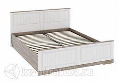 Прованс кровать с подъемным механизмом 1600