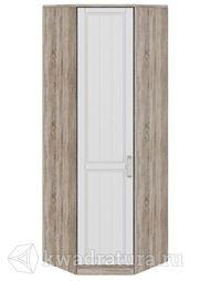 Шкаф угловой Прованс с глухой дверью 753 L/R
