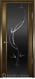 Межкомнатная дверь Океан Шторм 3 Растение венге