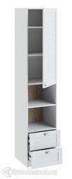 Шкаф Ривьера  комбинированный 450