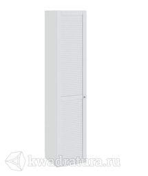 Шкаф Ривьера для белья с глухой дверью L/R 450