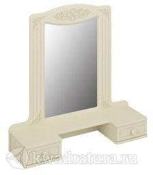 Зеркало-полка Ассоль Plus Ваниль