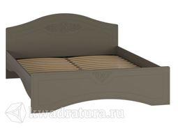 Кровать Ассоль Plus 1600 Грей АС-113
