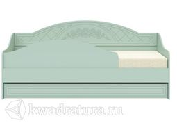 Соня-К Кровать-диван мята/салат